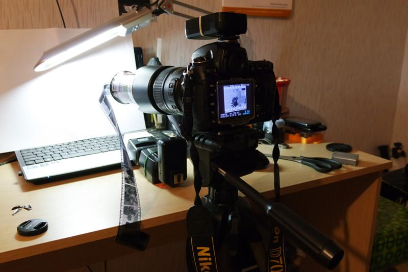 Фотоаппарат для сканирования книги