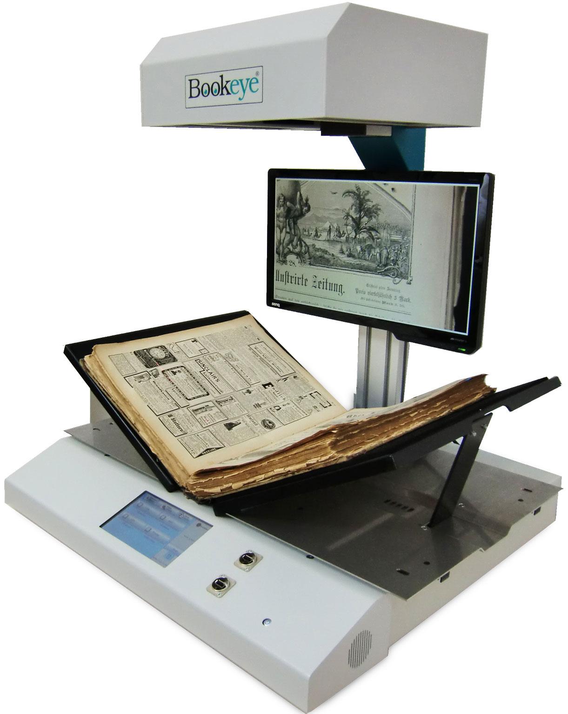 Хранение и сканирование книг в Москве